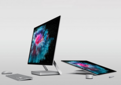 The Surface Studio gets all-new silicon bring much improved graphics performance. (Source: Microsoft)