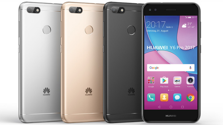 Huawei Y6 Pro 2017 Smartphone Review - NotebookCheck net Reviews