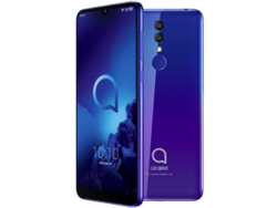 The Alcatel 3 (2019) smartphone review. Test device courtesy of TCL Germany.