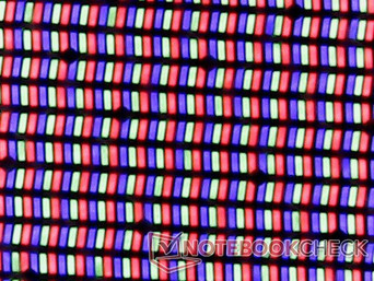 RGB subpixel array (331 PPI)