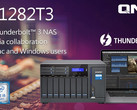 QNAP TVS-1282T3 Thunderbolt 3 NAS now available with 7th gen Intel Core processors