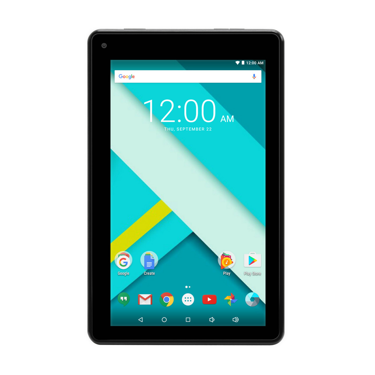 RCA Voyager 7 16GB Tablet Android OS  Walmartcom