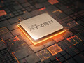 AMD could seriously ramp up performance with the ability of Zen 3 to process four threads simultaneously per core. (Source: AMD)