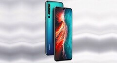 Renders of the Huawei P30 Pro. (Source: Techenguru)