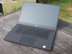 Dell XPS 15 9570 with Core i7-8750H is in-house and under review