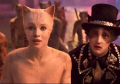 Did you hate the CGI in Cats? Don't worry! Universal is updating the visuals of the film. (Image via Universal)