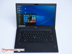 High-end laptop, but annoying coil whining: Dell Latitude 7480
