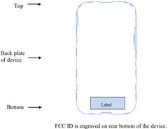 Samsung Galaxy S9 shape at FCC (Source: Droid Life)