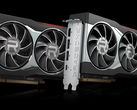 The Radeon RX 6800 series will come in many flavours. (Image source: AMD)