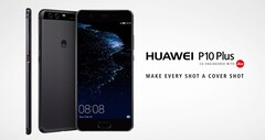 The Huawei P10 and P10 Plus have received a new update against the odds. (Image source: Huawei)