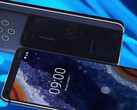 The Nokia 9 PureView. (Source: Republic World)
