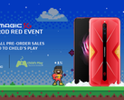 Red Magic announces a charity tie-in for its latest pre-order event. (Source: Red Magic)
