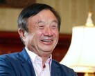 Huawei CEO Ren Zhengfei does not want to give up working with US companies just yet. (Image source: Huawei)