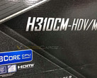 The H310 chipset can support the upcoming Intel 9th gen CPUs as well. (Source: Videocardz)