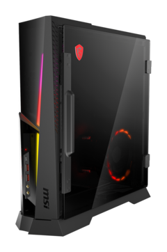 MSI Trident PC gets bigger and badder with the Trident A (Source: MSI)