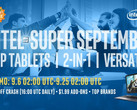 GearBest's Intel Super September sale offers a variety of discounted Intel-powered tablets and notebooks. (Source: GearBest)