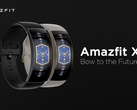 The Amazfit X: yes, that really is its tagline. (Source: Indiegogo)