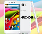 Archos 50 Cobalt smartphone available for 130 Euros
