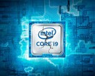 The Comet Lake-S Intel Core i9-10900K has been seen on various benchmarks lately. (Image source: HardZone)