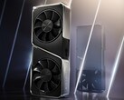 The Nvidia GeForce RTX 3070 Founders Edition is practically identical. (Image source: Nvidia)