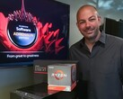 Frank Azor is now AMD's Chief Gaming Architect. (Image source: Twitter/Lisa Su)
