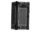 iFixit had the Mate Xs X-rayed as part of its teardown. (Source: YouTube)