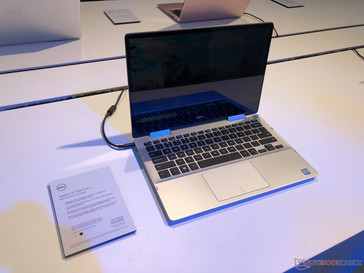 The Dell Inspiron 13 7000 2-in-1 lacks discrete graphics.
