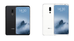 The Meizu 16 devices. (Source: Android Authority)