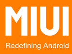 MIUI is compromising device security according to eScan. (Source: Xiaomi)