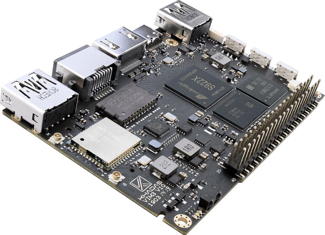 The Khadas VIM3 is a new hexa-core Raspberry Pi competitor that