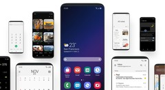 One UI is available as an OTA for the Galaxy S9 and S9+ running Android Oreo and those on the One UI beta program. (Image source: Samsung)