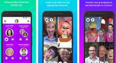 Facebook Messenger Kids now on Android (Source: Google Play)