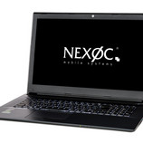 Đánh giá máy tính xách tay Nexoc G739 (Clevo N870HK1)