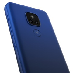 The Moto E7 Plus is finally here after several leaks. (Image source: Motorola)