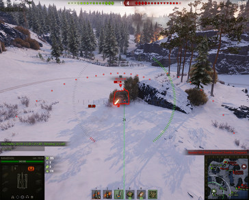World of Tanks 1.0 in-game 3