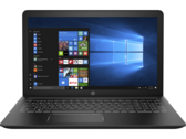 HP Pavilion Power 15t-cb2000 (i7-7700HQ, Radeon RX 550) Laptop Review