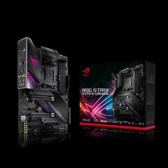 The Asus ROG Strix X570-E motherboard. (Source: Asus)
