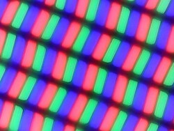 Subpixel array