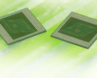 Micron's Monolithic LPDDR4x DRAM chips are now available. (Source: Micron)