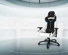 Beware: The 60.63-pound Alienware S5000 gaming chair requires assembly. (Source: Dell)