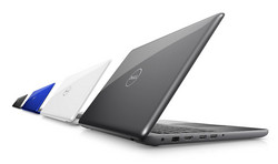 Four different colors for the Dell Inspiron 15 5000. Source: http://www.dell.com/de