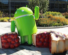 Google Android Pie statue at Googleplex, OnePlus delays Android Pie for OnePlus 3 and OnePlus 5