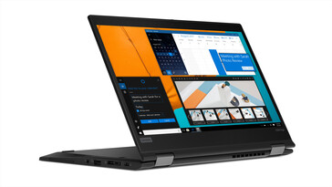 ThinkPad X390 Yoga: Convertible with touchscreen and pen
