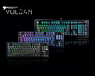 The new ROCCAT Vulcan series. (Source: ROCCAT)