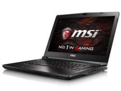 In review: MSI GS43VR 7RE. Test model provided by Intel