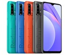 The Redmi Note 9 4G is the cheapest of the bunch at 999 yuan (US$153). (Image source: Xiaomi)