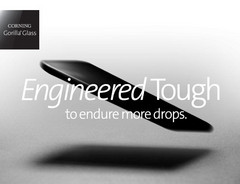 Corning Gorilla Glass 6 should be a tougher nut to crack. (Source: Corning)