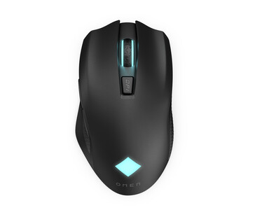 HP Vector Wireless mouse - 1. (Image Source: HP)