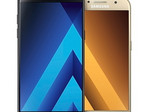 Samsung Galaxy A (2017) Android handsets now available - A3, A5, A7