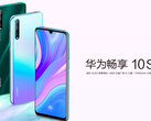 The Huawei Enjoy 10s is now on sale in China. (Source: IndiaShopps)